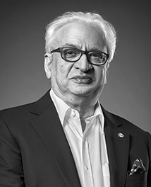 Jai Hiremath, Chairman and Managing Director